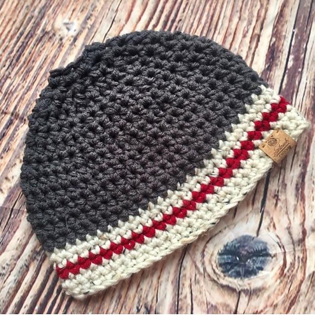 d15ff1d6015 Ravelry  Lumberjack Hats pattern by Shari Reid