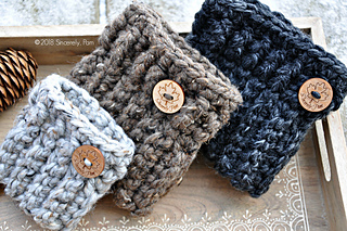 Ravelry Chunky Boot Cuffs Pattern By Sincerely Pam