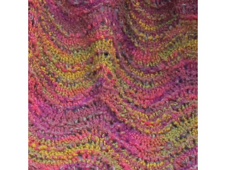 Ravelry Boucle Afghan Pattern By Skeino Llc
