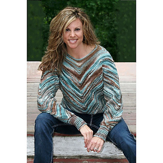 Ravelry Sweater On The Diagonal Pattern By Skeino Llc