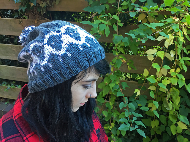 Ravelry: Woolly Sheep Hat pattern by Sylvia Leake