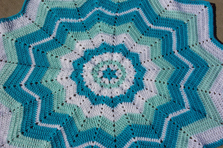 Ravelry Beginners Round Ripple Pattern By Donna Mason Svara