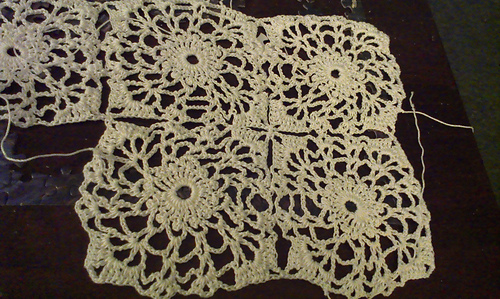 Ravelry Dover Needlework Series Crocheting Tablecloths And