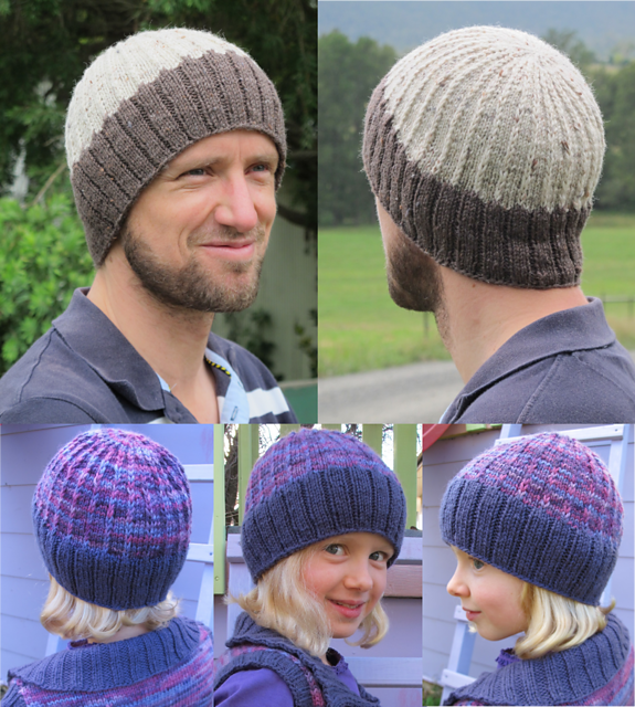 Ravelry  Farm Beanie pattern by Allison Britt 5c1a31637