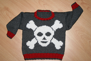 Ravelry Pirate Sweater Pattern By Zo 235 Mellor