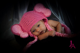 3cb00060115 Ravelry  Elephant Hat pattern by Shannon Corcoran Family Traditions Crafts