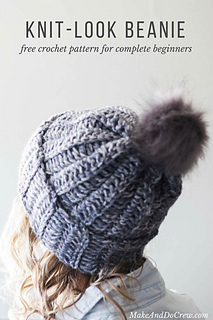 8117f774634 Ravelry  1.5 Hour Beanie pattern by Jess Coppom