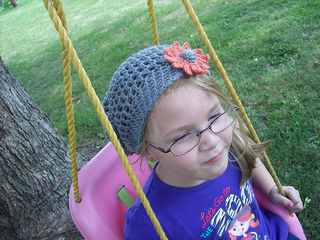 3e00299d174 Ravelry  Slouchy Hat for Children pattern by Stitch11