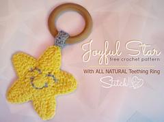 Joyful_star_teething_ring_-_free_crochet_pattern_small