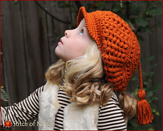 59d1e0d776 The Madison Newsboy Hat pattern by Jenia Daugherty
