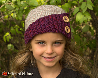 ab0df334b22 Ravelry  The Charleston Vintage Hat pattern by Jenia Daugherty