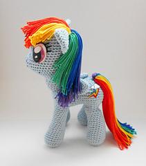 My Little Pony Pattern By Leyla Stormrage Ravelry