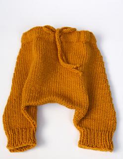 fcb23ec7a448 Ravelry  Baby Harem Pants pattern by Katherine Teixeira