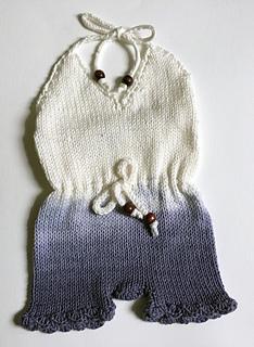 3afc23020022 Ravelry  Boho Girl Short Romper pattern by Katherine Teixeira