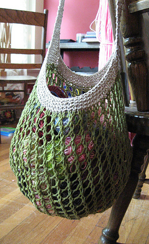 Ravelry Grrlfriend Market Bag Pattern By Laura Spradlin