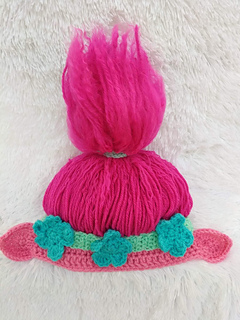 Ravelry  Troll Crochet Hat pattern by Summer Nardi 19ba333ce20