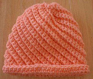 Ravelry  Baby Swirls Hat pattern by AllCrafts 064e2d7a670