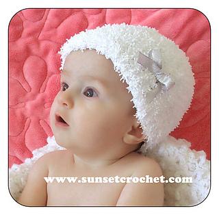 235f74540b8 Ravelry  Snowball Beanie pattern by Bonnie Potter
