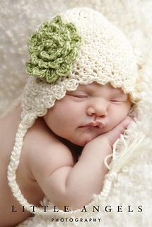 475fb4afa53 Ravelry  Soft Shells Hat pattern by Bonnie Potter