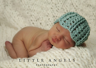 10b13a093c5 Ravelry  Sweet Summer Memories Beanie pattern by Bonnie Potter