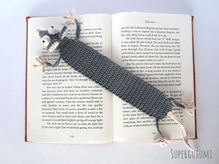 Amigurumi Rat : Crochet rat bookmark archives diy magazine