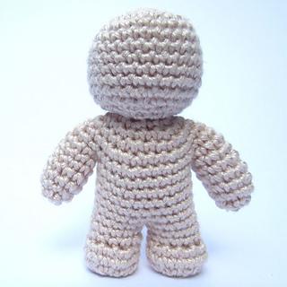Ravelry One Piece Crochet Doll Pattern By Jonas Matthies