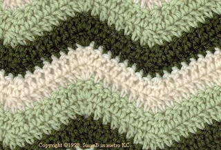 Ravelry Easy Ripple Afghan Pattern By Susanb
