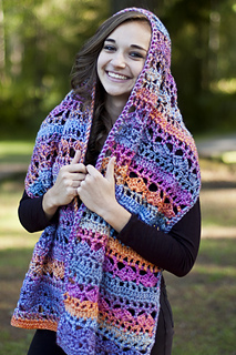Ravelry Colorful Hugs Prayer Shawl Pattern By Susie Bonell