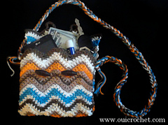 Southwest_chevron_hip_purse_small