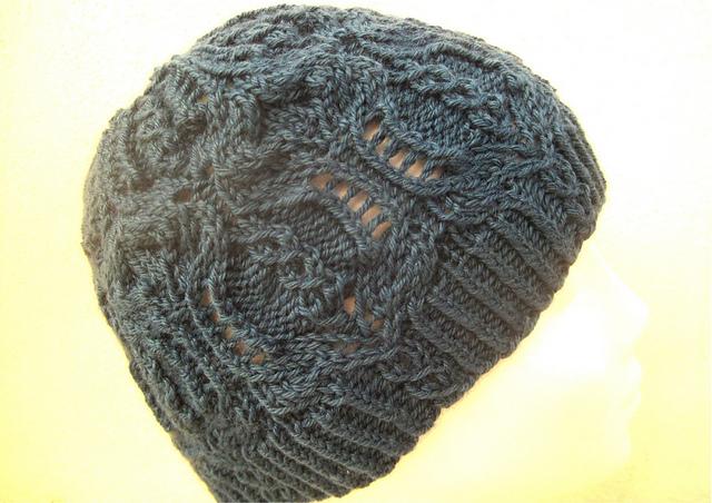 b94a2a1b664 Ravelry  Chloe Lace Hat pattern by Suzie Sparkles
