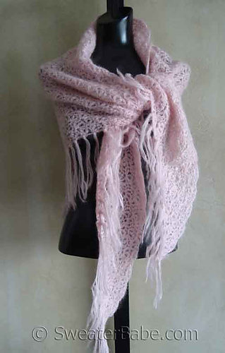 Ravelry 27 Crochet Mohair Shawl Pattern By Sweaterbabe