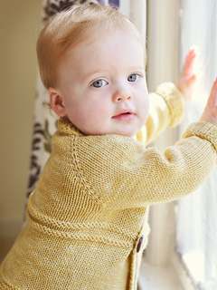 aab5437d6 Small Things Sweater pattern by Carina Spencer