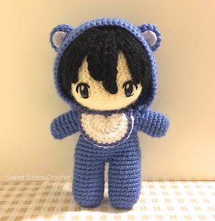 http://www.sweetsofties.com/2016/05/baby-in-bear-onesie-bib.html