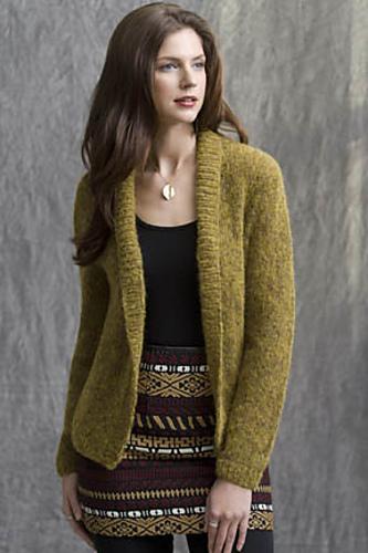 Ravelry Gold Coast Shawl Collar Cardigan Pattern By Teresa Chorzepa