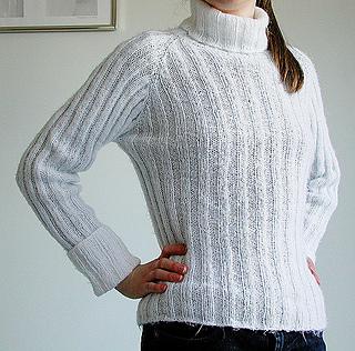 bfcebe616 Ravelry  Incredible Custom-Fit Raglan pattern by Pamela Costello