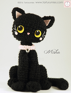 Amigurumi Gatita Kitty : Ravelry: Amigurumi: Gata - Gatita Misha / Cat Misha ...
