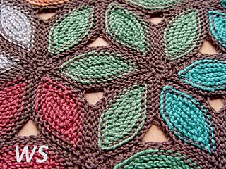 Ravelry Knitted Scarf Murano Pattern By Svetlana Gordon