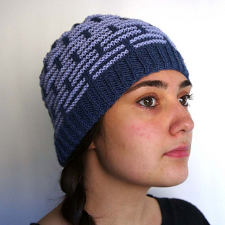 6385e462 Ravelry: Zara Lake Hat pattern by Irina Poludnenko