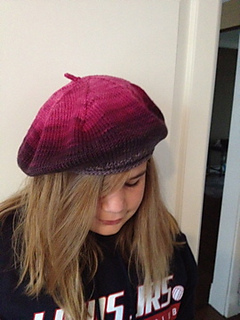 Ravelry Classic French Beret Pattern By Erika Larner