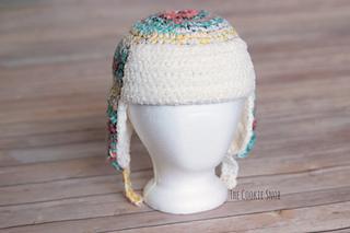 d927ec28ef0cf0 Ravelry: Extra Cozy Trapper Hat pattern by Erin Sharp