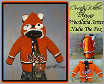 Woodland_series_nadie_the_fox_unisex_sweater_small_best_fit
