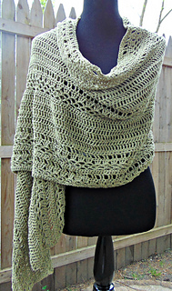 Ravelry: Milan Summer Wrap pattern by Sheri Weber/The ...