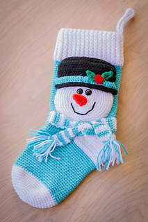 Christmas Stocking Hook