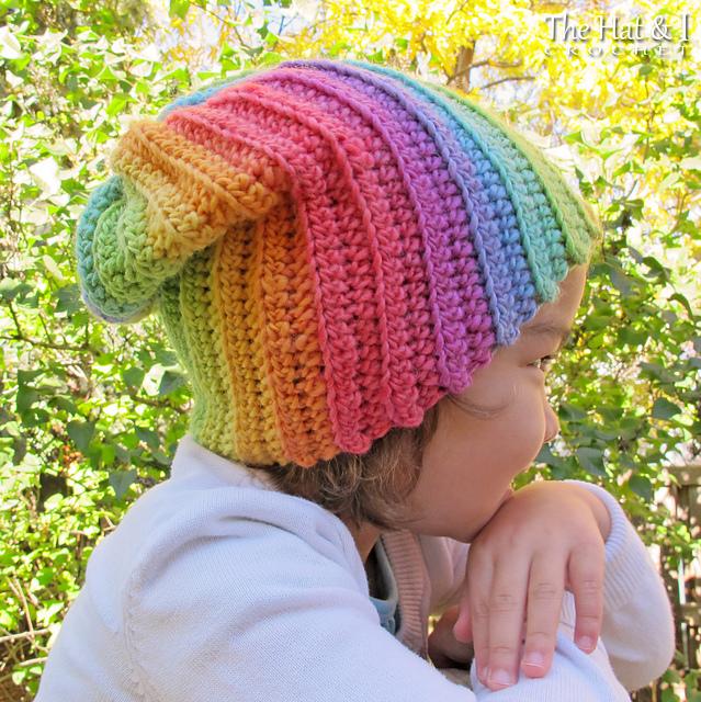 Ravelry: Lollipop Swirl pattern by Marken of The Hat & I