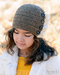 8c4ca108e8e Ravelry  Ruffle Romance pattern by Marken of The Hat   I
