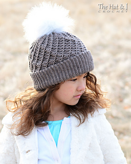 63e643eda01 Ravelry  Snow Bunny Beanie pattern by Marken of The Hat   I