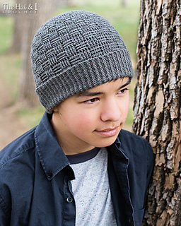 a6182ce88d8 Ravelry  Timeless Texture Toque pattern by Marken of The Hat   I