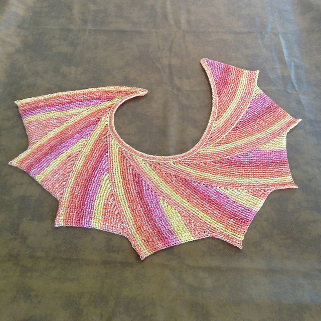 Ravelry Tunisian Wingspan Pattern By Amy Depew
