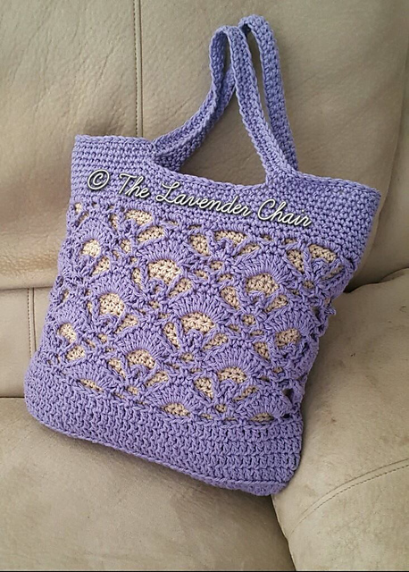 ravelry: the lavender chair - patterns