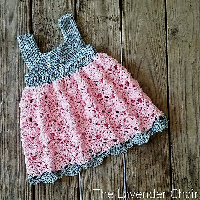 Craft Passions Beautiful Girls Dressfreecrochet Pattern Link Here